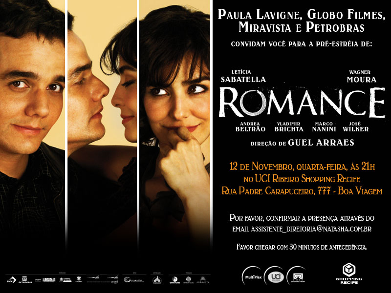 romance guel arraes