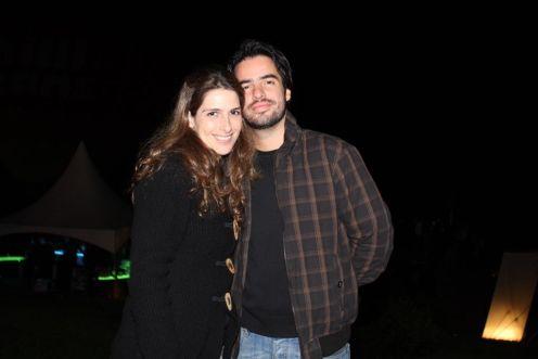 Ana Ribeiro e Fernando Almeida