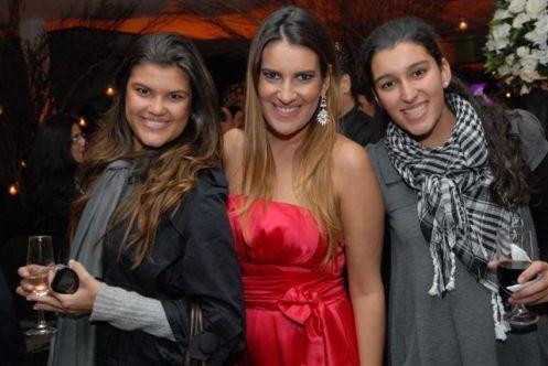Andrea Guimaraes e suas filhas 01