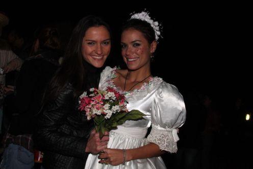 Bettina Prata e Ligia Mendes