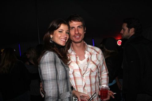 Juliana Mesquita e Marcelo Bruni