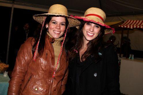 Samara Silva e Renata Fongaro
