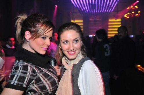 Joana Panissa e Sheila Santos