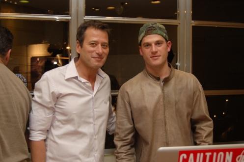 Ricardo Oliveira e  Kevin Barnett