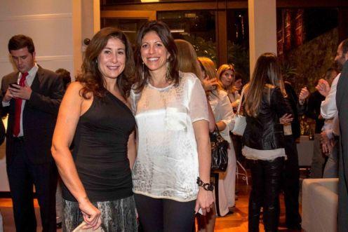 Ana Lucia Siciliano e Taissa Buescu