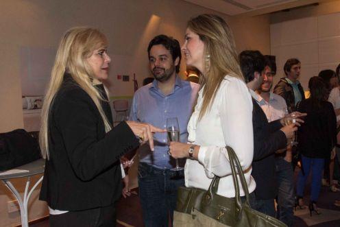 Bya Barros, Zoe Gardini, Marcelo Galli
