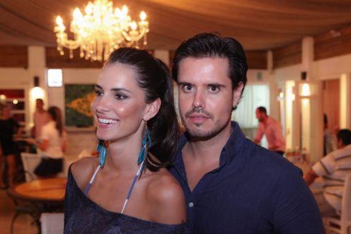 Taty Betin e Leo Ribeiro