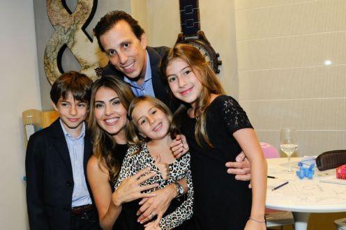 Artur, Daniel, Sofia, Luisa e Jeniffer Bresser_3171