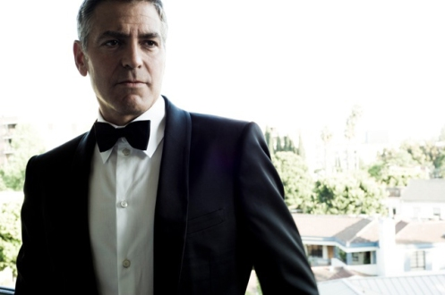 Deborah Anderson - George Clooney