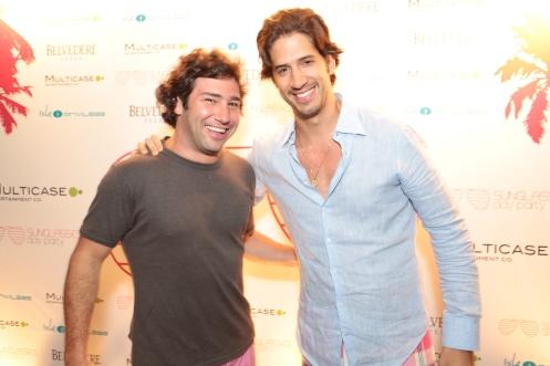 Iquinho Facchini e Arnaldo Diniz