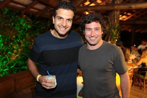 Paulo Boghosian e Iquinho Facchini