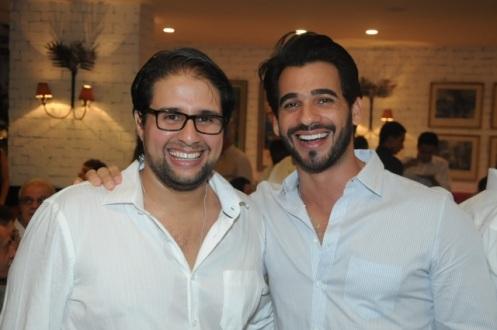 Adriano Guedes e Marlon Gama_Foto Paulo Sousa
