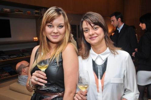 Amanda Vieira e Renata Ciconi