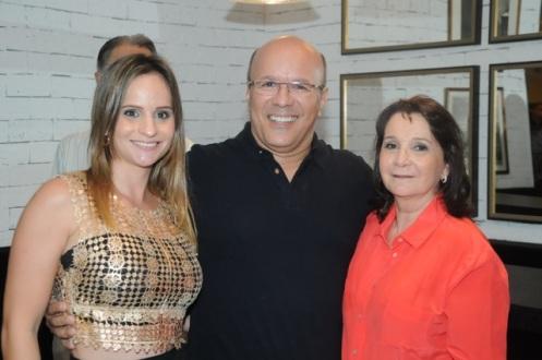 Bruna Martins, Ferreira Júnior e Ana Martins_Foto Paulo Sousa