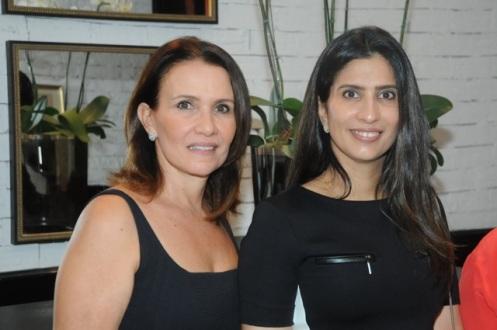 Conceição e Karine Queiroz_Foto Paulo Sousa