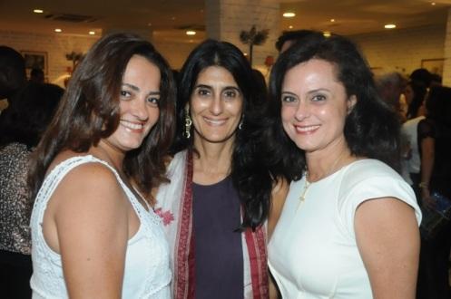 Izaura Heck, Marília Prado e Ana Verena Perazzo_Foto Paulo Sousa