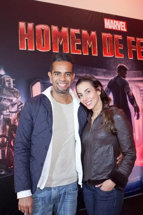 Jairzinho e Tânia Khalill Crédito André Veloso