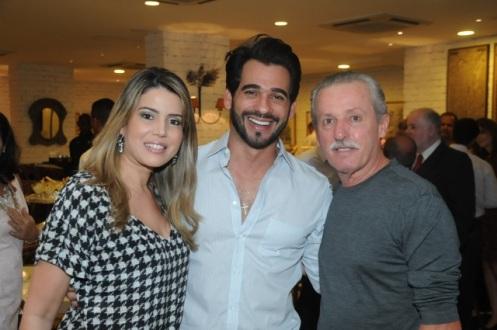 Janaina Andrade, Marlon Gama e Luiz Mendonça_Foto Paulo Sousa