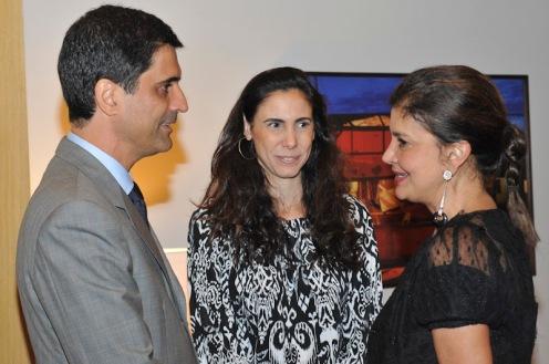 Joao Pedro Flecha de Lima e Paola Mansur Flecha de Lima