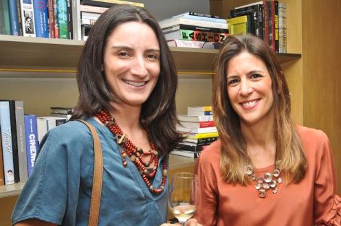 Maria Camila Giannella e Marina Goncalves