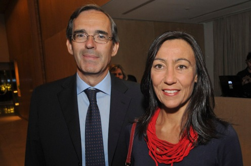 Mauro Marsili e Carla Marsili