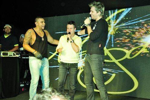 Naldo, Bruno e Kiko