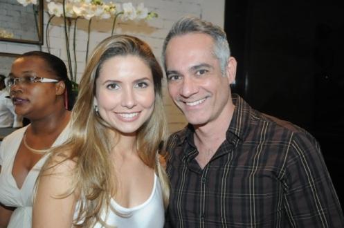 Rafaela Meccia e Fabrício Falcão_Foto Paulo Sousa