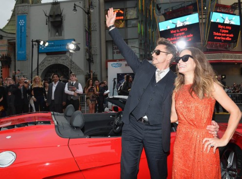 Robert Downey Jr e Susan Downey