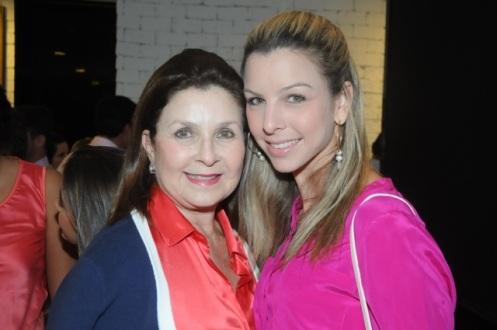 Tania Gordilho e Fabiana Abud_Foto Paulo Sousa