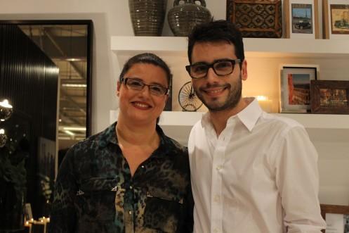 Adriana Panzoldo e Bruno GAP