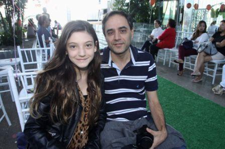 Bruna Medina e José Luiz Simião 1