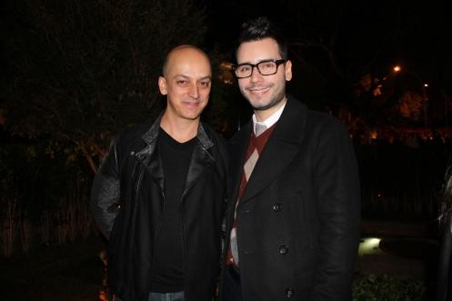 Bruno GAP e Eduardo Pombal