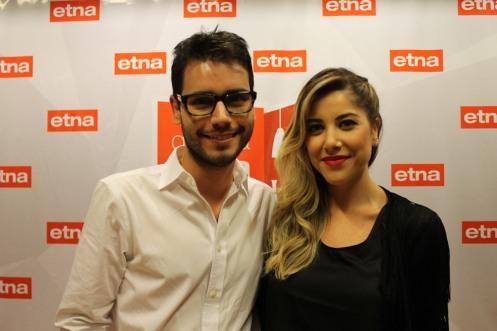 Bruno GAP e Mica Rocha
