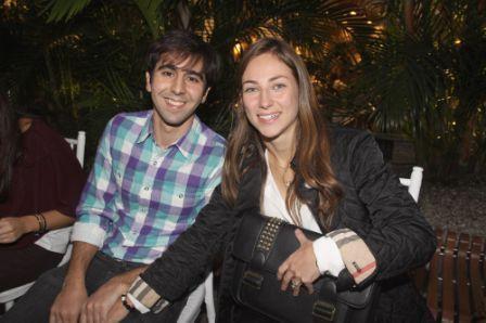 Bruno Tchalian e Fabiana Szwarcgun 2