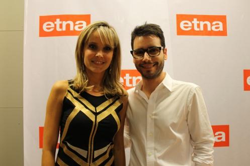 Camila Klein e Bruno GAP