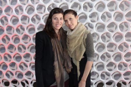 Cecilia Fernandes e Maria Fernandes 1