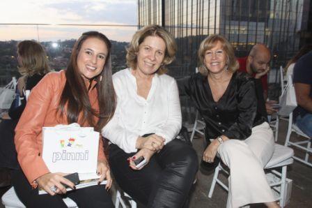 Daniela Foltran Rosana Camargo e Anamaria Barbosa 1