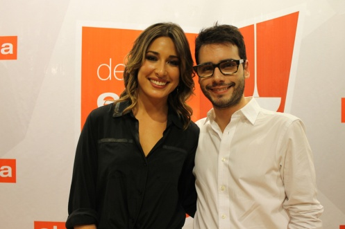 Giselle Itié, 32 (atriz) e Bruno GAP, 28 (arquiteto)