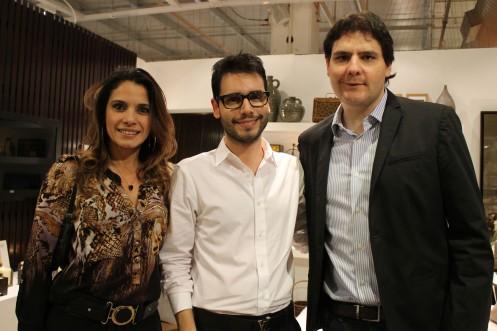 Iara Machiaverni, Bruno GAP e Paulo Kruglensky