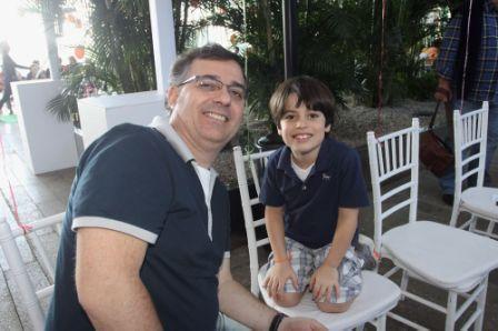 Luiz e João Paulo Rosa