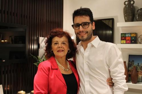 Marli Moura e Bruno GAP