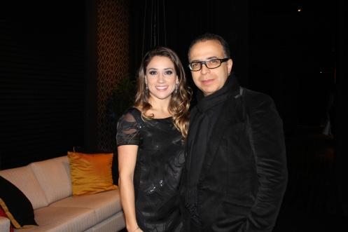 Mayra Lopes e Carlos Rossi