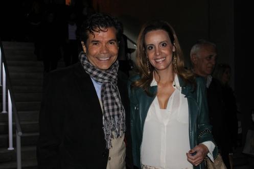 Márcio Moraes e Flavia Bravo