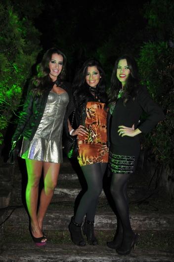 Geórgia Busgaib, Mari Silvestre e Lillyan Di Cárlly_resize