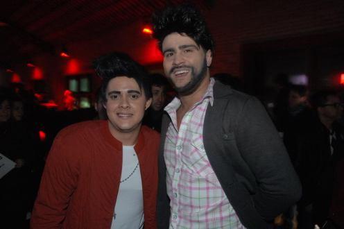 Guilherme Santana e Marcelo Zangrandi - Luan Sacana e GustavoLindo