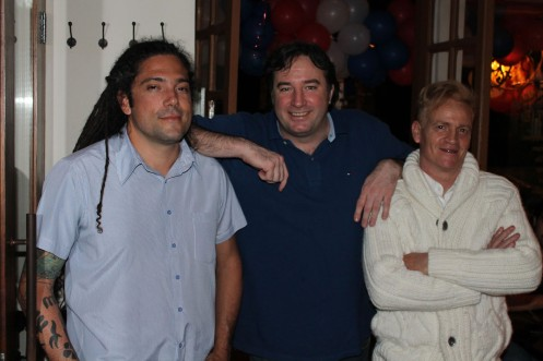 Chris Hidalgo_Yann Corderon e Paul de Ricka