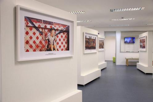 Espaço Cultural Capgemini é inaugurado com fotos das obras de Eduardo Kobra