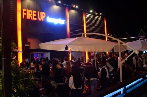 Fireup Lounge Bar