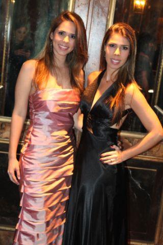 Juliana Andrade e Bruna Andrade
