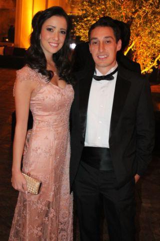 Livia e Bruno Saraiva